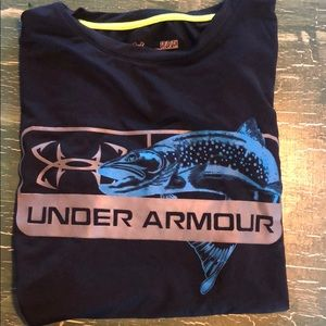 Under Armour Fishing Shirt (small)